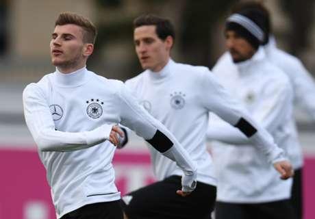 DFB-Team gegen Aserbaidschan in der Pflicht