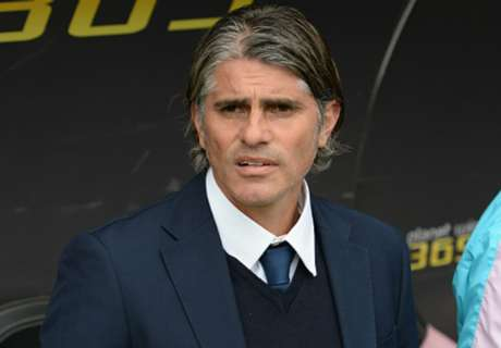 Palermo in fourth sacking of season