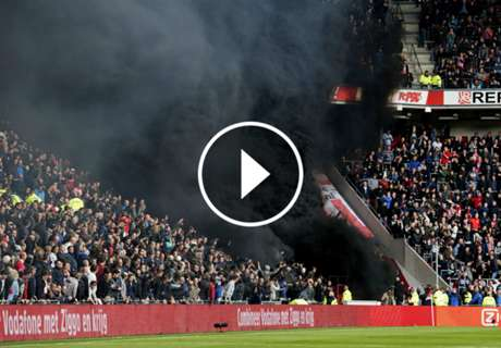 ► Humo negro en PSV - Ajax