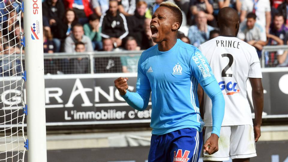 Clinton Njie Amiens Marseille Ligue 1 17092017