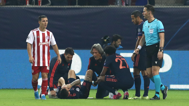 Bayern - Lucas Hernandez opéré avec succès