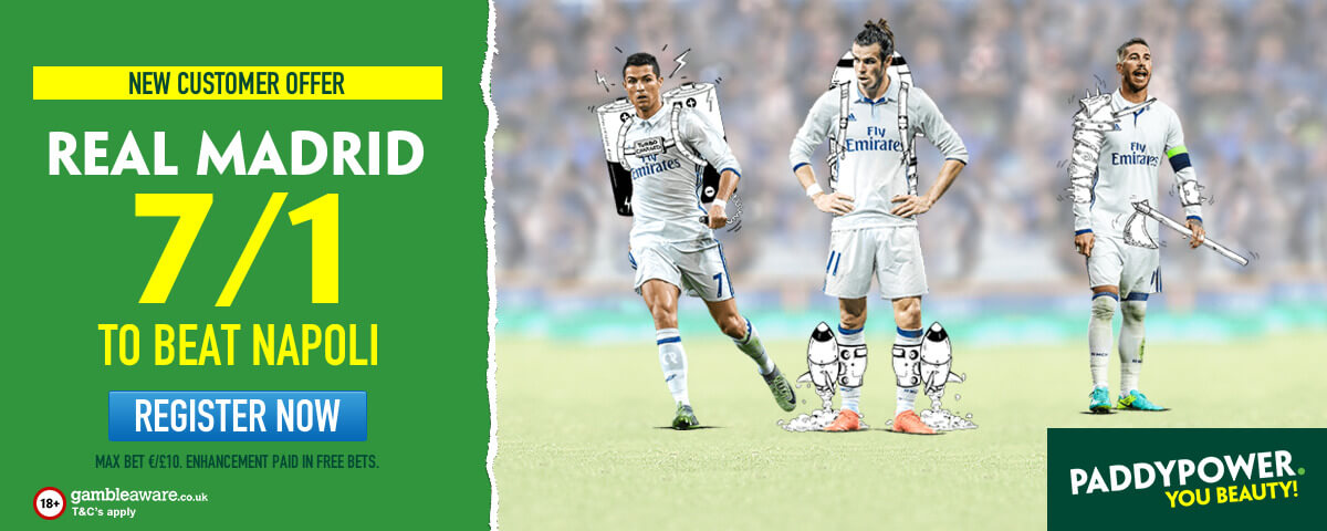 PP ENHANCED REAL MADRID 7/1