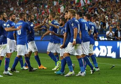 Playoff Mondiali 2018, l'Italia sfiderà la Svezia