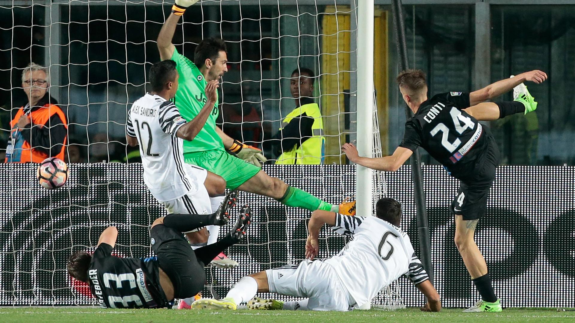 Conti Atalanta Juventus Serie A