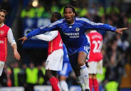 Drogba stichelt gegen Arsenal