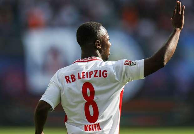 Naby Keita to repeat Liverpool wish as Leipzig reject £57m bid