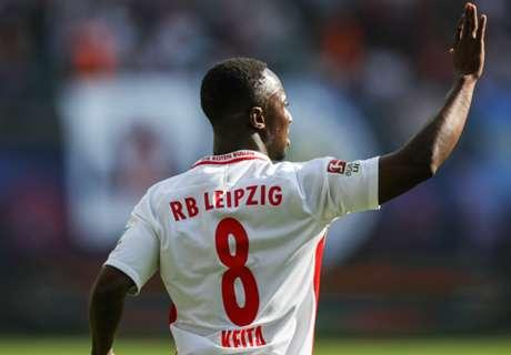 No third Liverpool bid for Keita