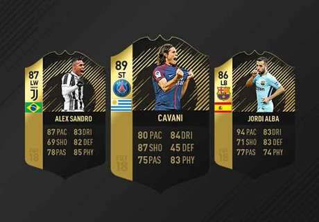 EA Sports FIFA Team of the Week 23