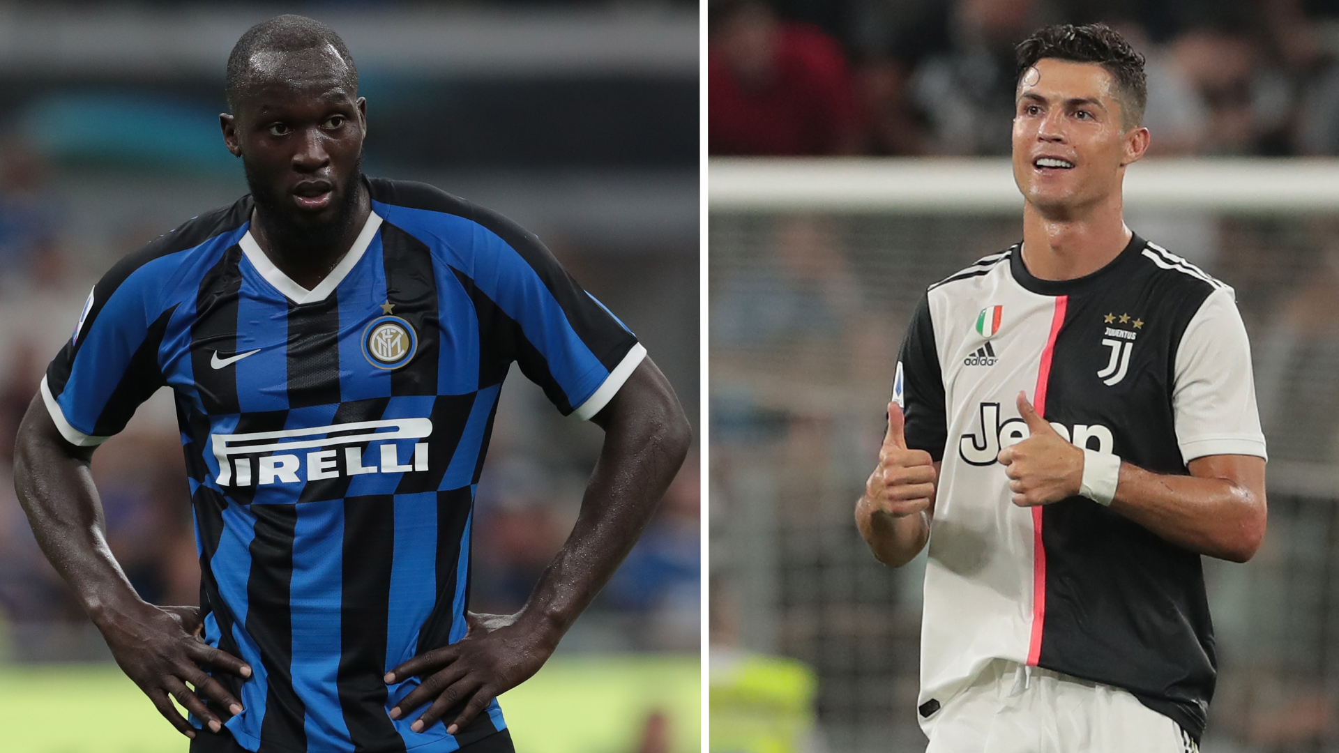 'Lukaku can easily beat Ronaldo' - Van der Meyde backs Belgian to outscore Juventus star