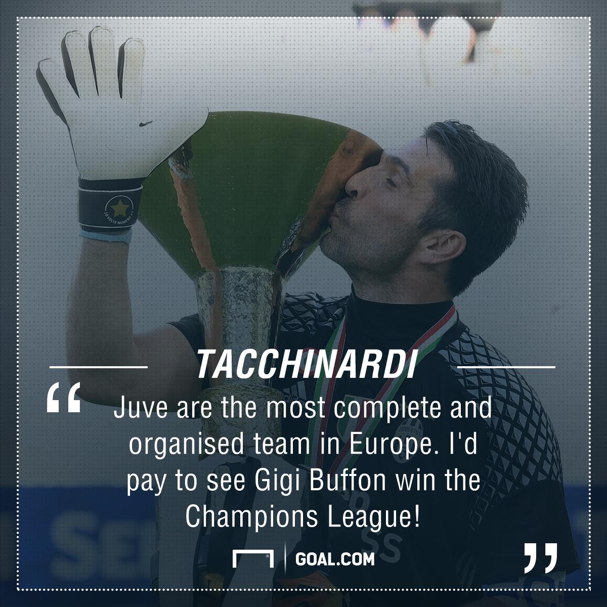 Alessio Tacchinardi Buffon PS