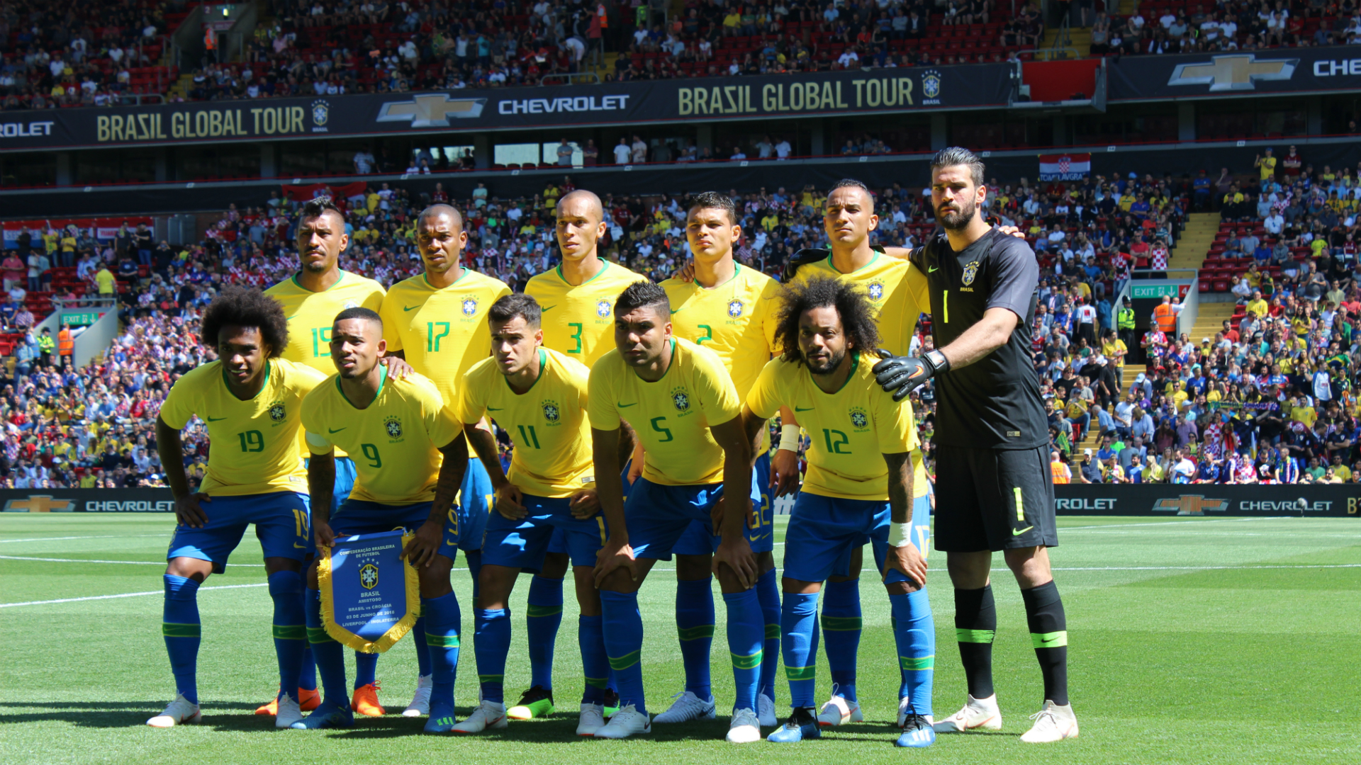 Official Brazil To Meet Panama In Porto