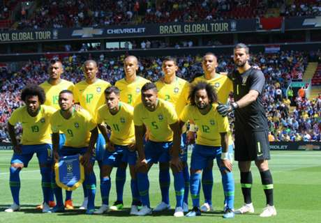 Official: Brazil to meet Panama in Porto
