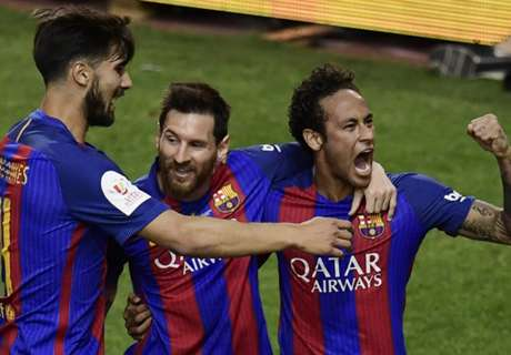 Barcelona holt sich Copa-Titel