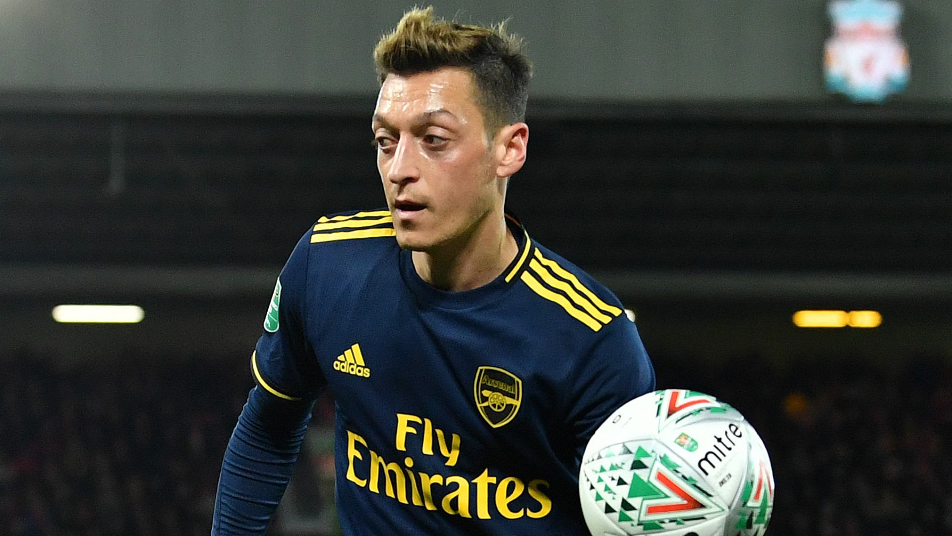 Ozil glad to be back in Premier League action for Arsenal but disappointed with Wolves draw