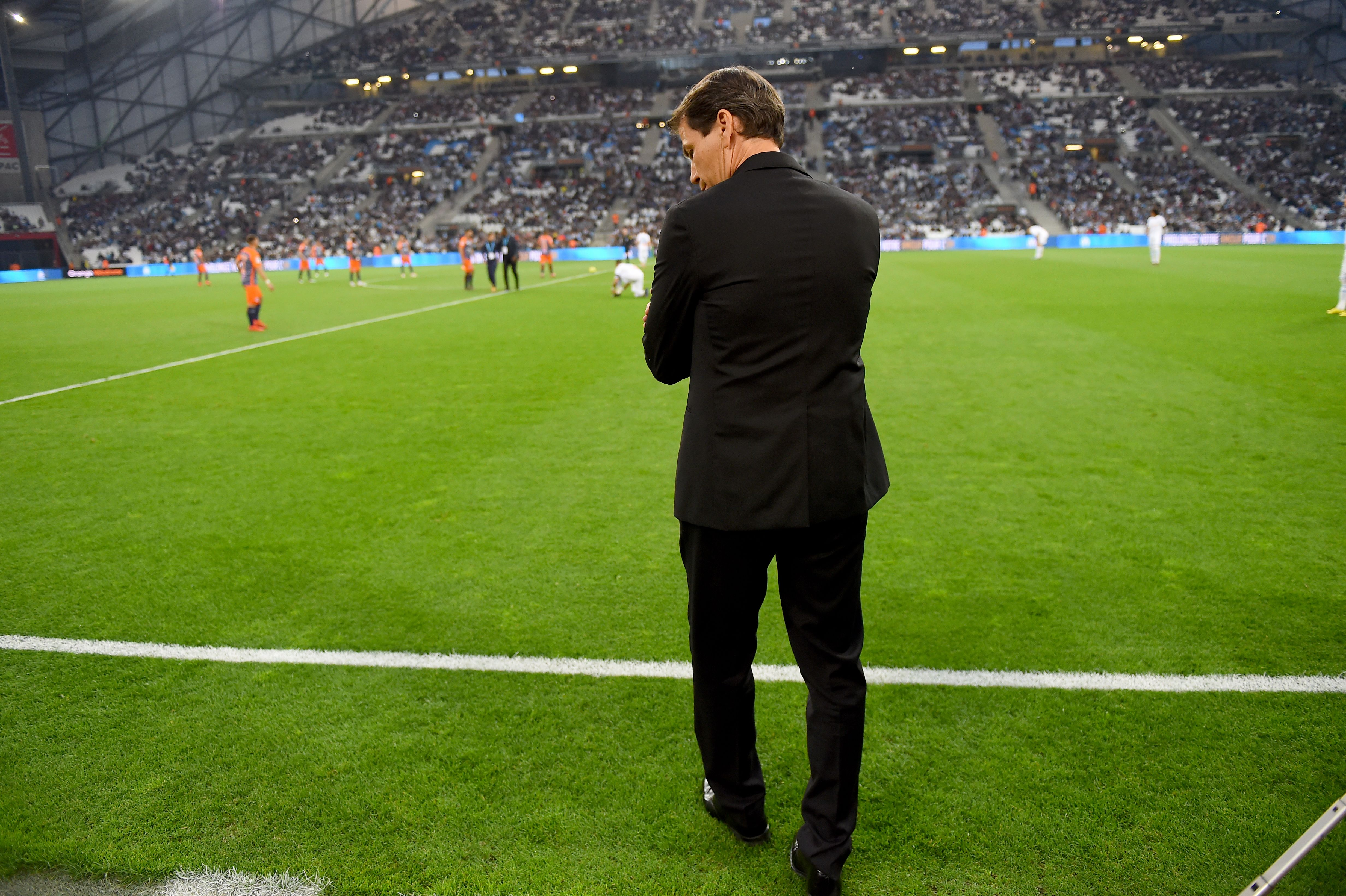 Ligue 1 - Marseille-Montpellier (1-0) : Garcia et l'OM finissent sur une bonne note