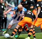 Mooy lively but Huddersfield held