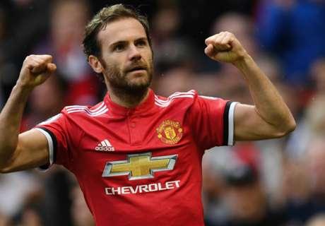 Mata expecting Man Utd title fight