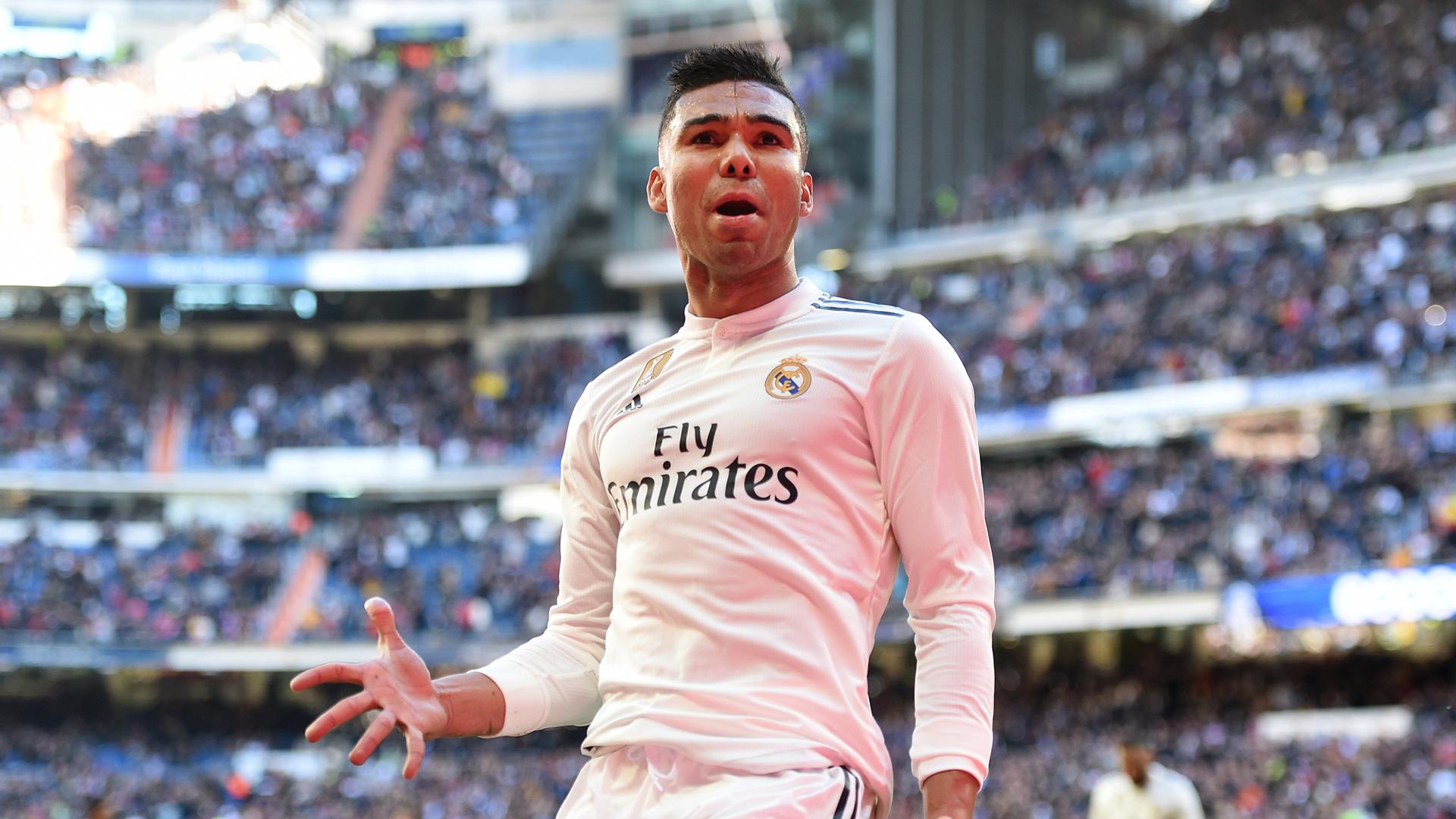 Real Madrid, carton jaune annulé pour Casemiro avant le Clasico