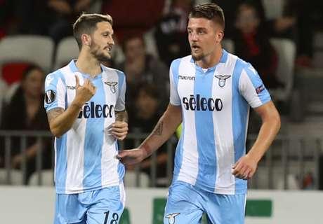 Super Milinkovic-Savic: Inzaghi e Lotito godono