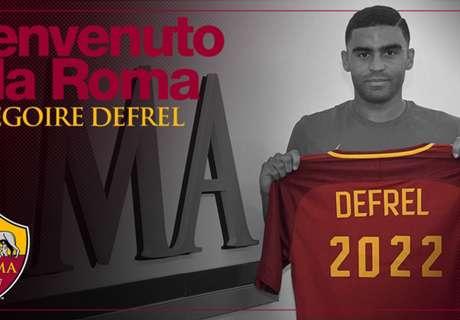 Roma verpflichtet Wunschsstürmer