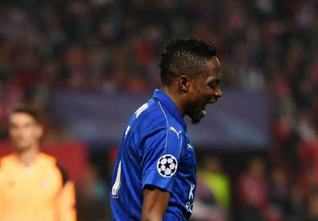 Ahmed Musa ends 22-match goal drought