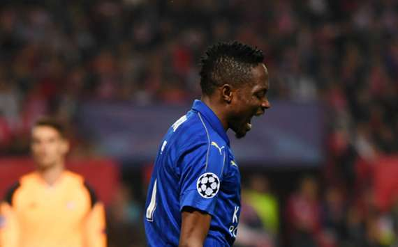 Should Musa leave Leicester City?