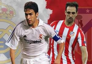 Einige Spieler haben es tatsächlich gewagt, innerhalb Madrids die Seiten zu wechseln. Goal zeigt vor dem Derbi madrileno am Samstag, welche Stars für Real und Atletico spielten.