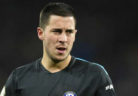 Hazard: My dad's in trouble for Real Madrid outburst!