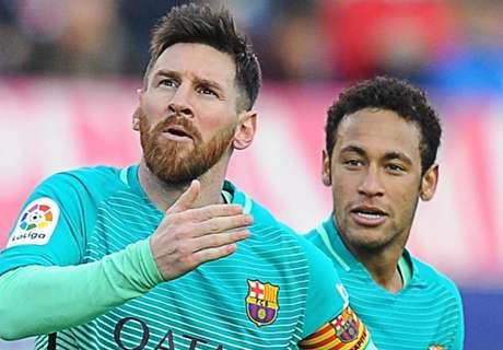 Who will be Barcelona's Star Striker?