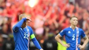Eidur Gudjohnsen Iceland Euro 2016