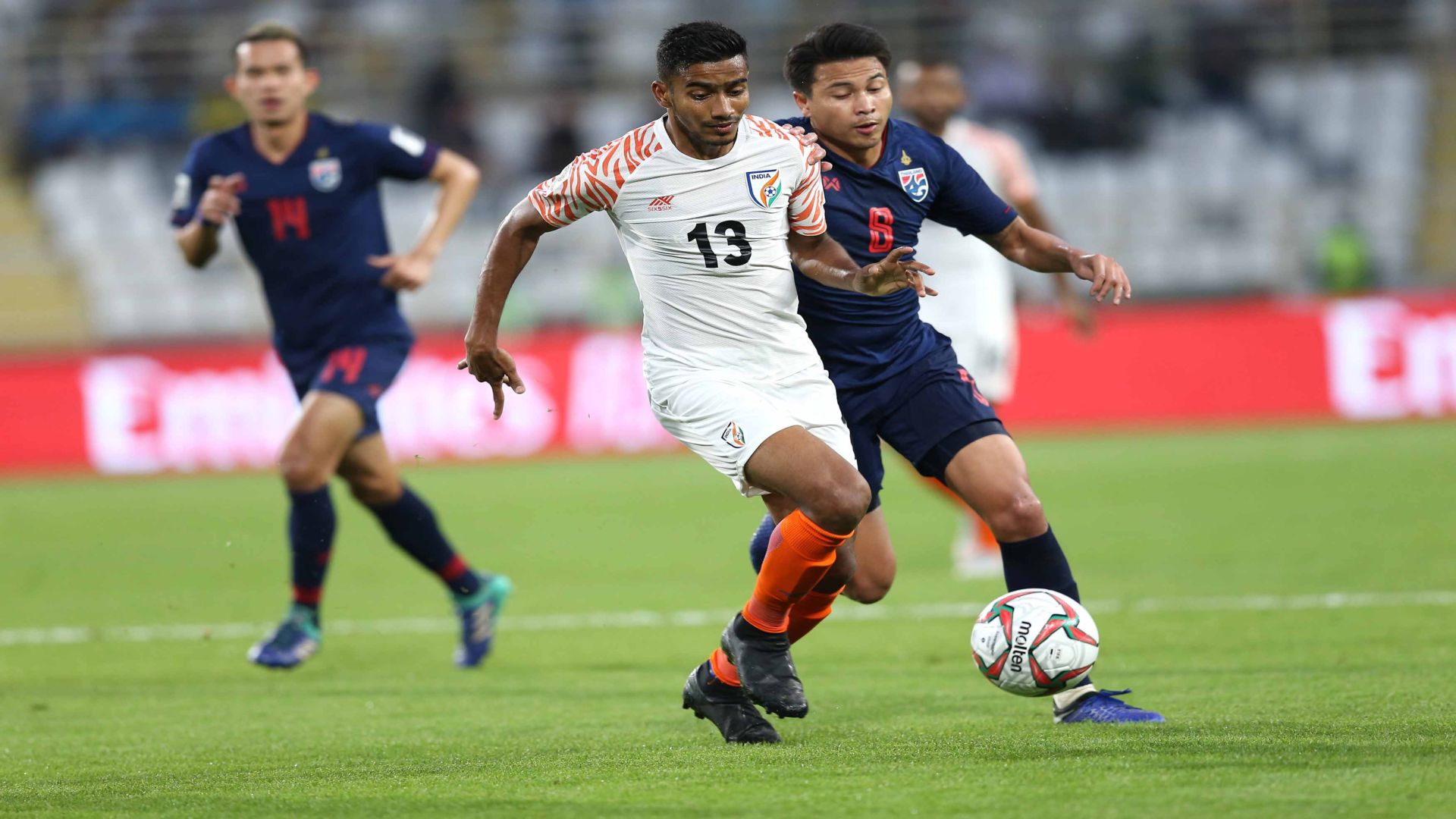 India's FIFA World Cup qualifiers: How have the Blue Tigers fared?