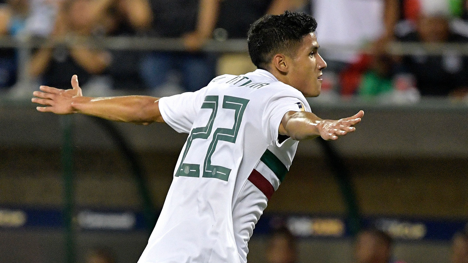 Antuna enters as Mexico makes one change for Gold Cup final