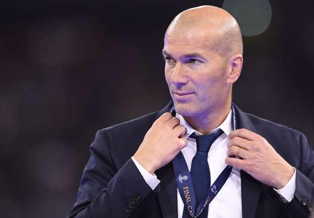 Zinedine Zidane Menuju Pelatih Tersukses Real Madrid Sepanjang Masa