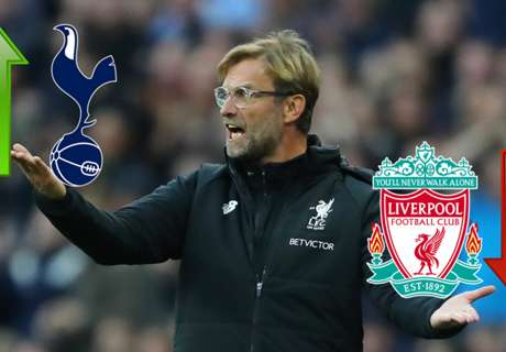 Klopp facing serious questions after Spurs defeat