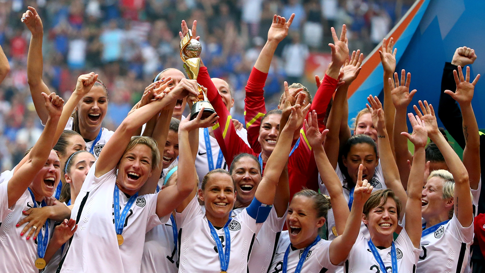USWNT Women's World Cup 2015 final