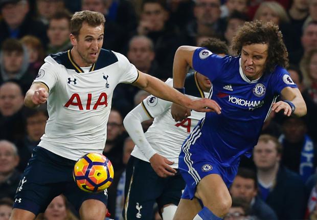 Chelsea vs Spurs is a battle of ugly guys vs monsters - David Luiz