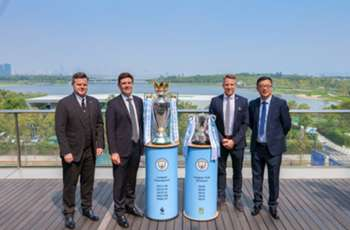 City Football Group opens second office in China, with Shenzhen chosen as new home