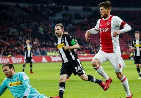 Ajax wint oefenduel voor eigen publiek