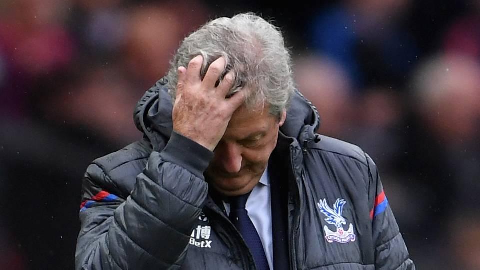 Roy Hodgson, Crystal Palace
