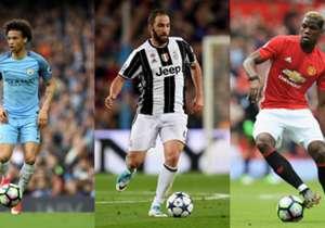 Im Transfersommer 2016 wurden wieder etliche Millionen Euro für neue Top-Stars ausgegeben. Manchester United investierte dabei eine Rekordablösesumme. Goal zeigt Euch die 20 teuersten Sommertransfers der Saison 2016/17. (Quelle: transfermarkt.de)