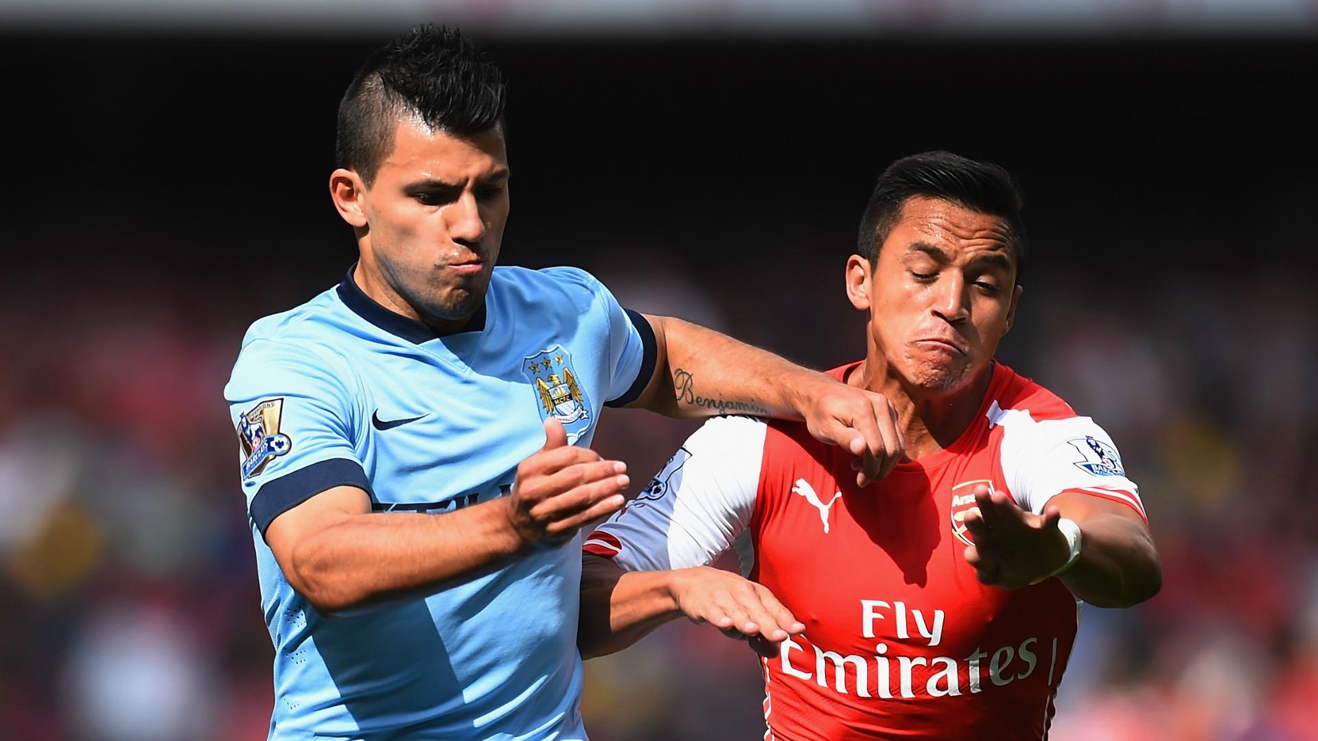 Manchester City planea un trueque para asegurar a Alexis
