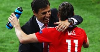 Chris Coleman Gareth Bale Wales 20062016