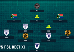 Newly crowned PSL champions Bidvest Wits dominate Goal's best XI for 2016/17, but the team would be incomplete without Manyama and Ngoma of CT City.