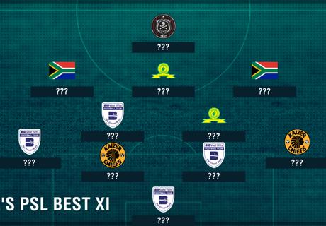 Bidvest Wits dominate PSL Best XI