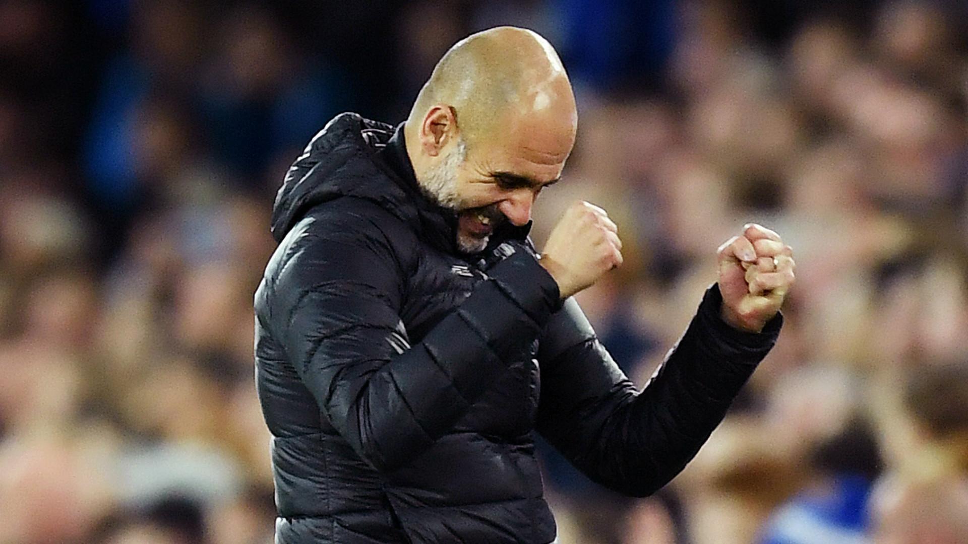 """Manchester City, Guardiola : """"Je ne vais pas me tuer si on ne gagne pas la Ligue des champions"""""""