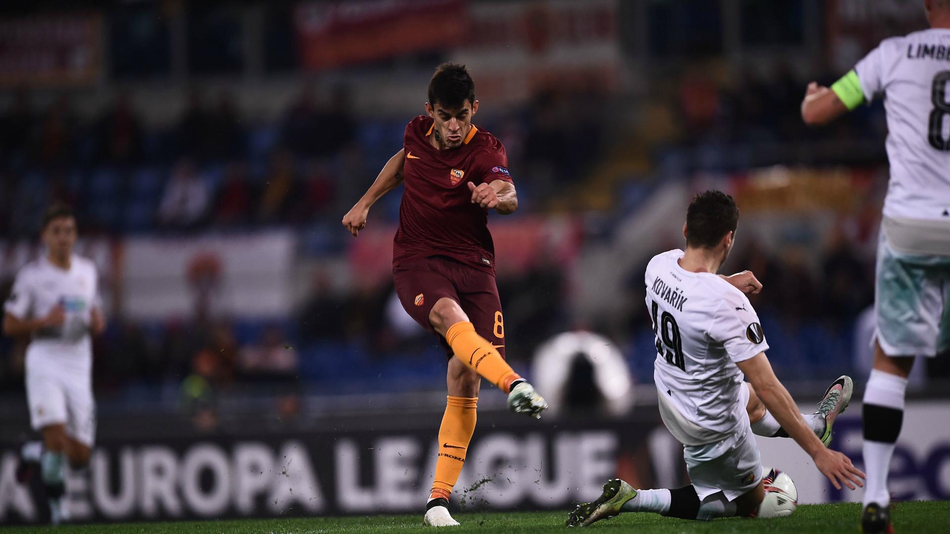 Roma-Plzen, Perotti: