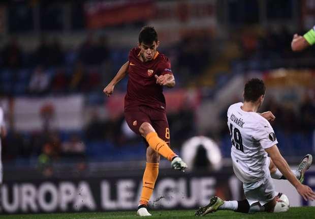 Perotti ciptakan gol berkelas.