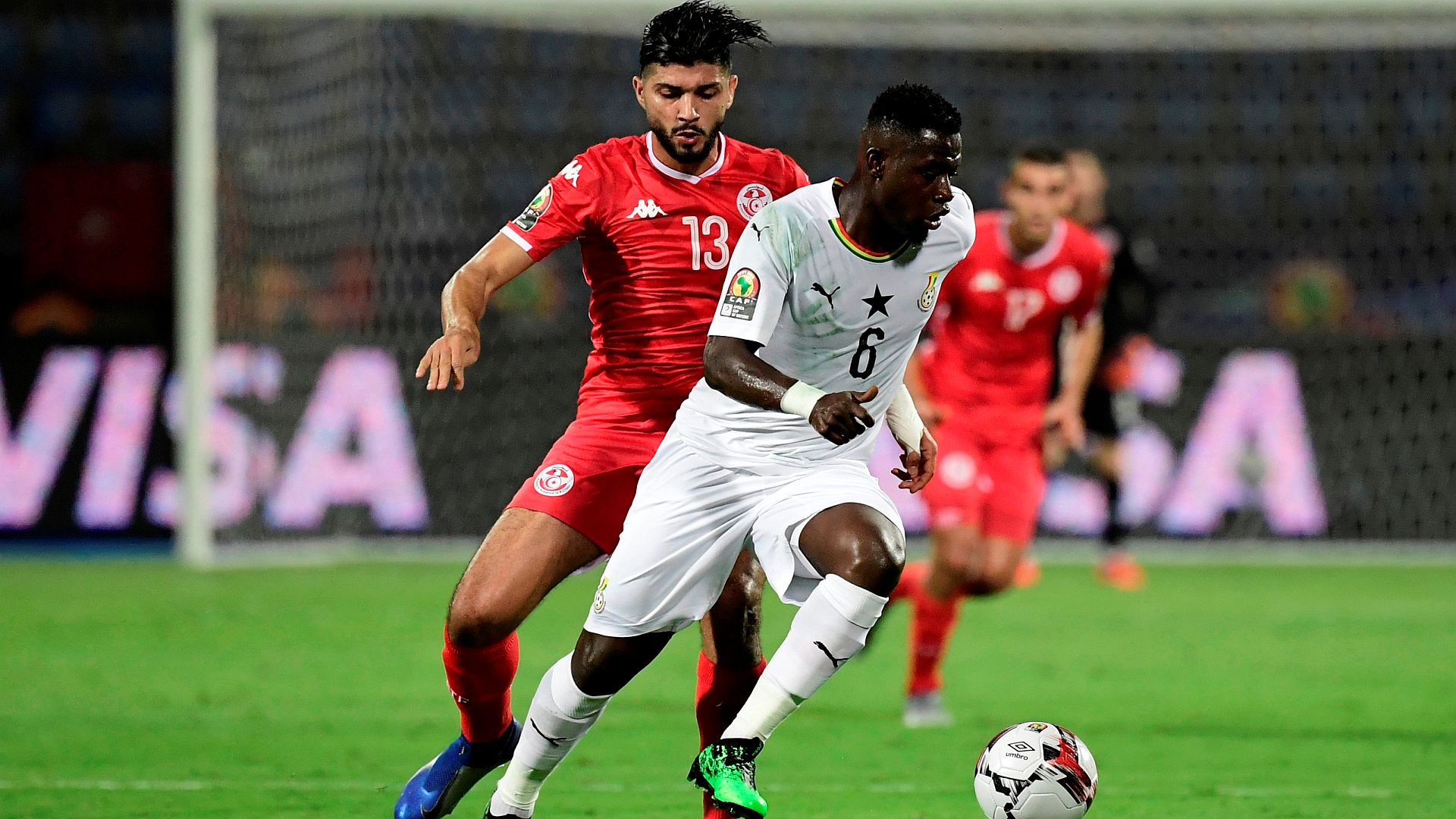 Ghana's Acquah: Give us another two years to win Afcon