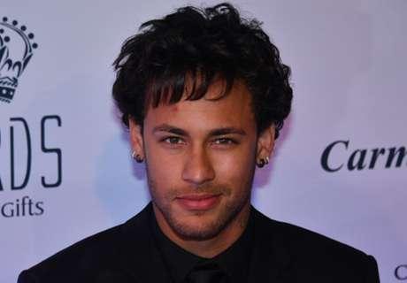 As movimentadas férias de Neymar