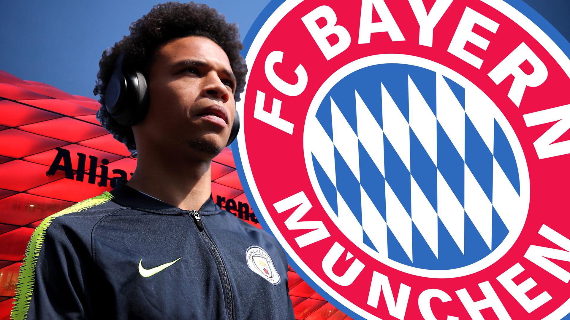 Mercato - Le Bayern Munich confirme ses intentions de recruter Leroy Sané